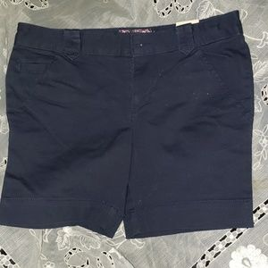 NEW Blue School Uniform Shorts 10 1/2
